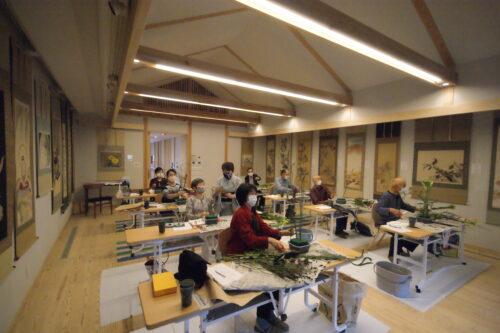 こはらだ日和 生け花教室
